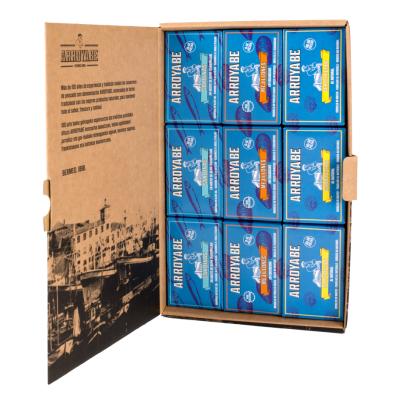 Caja regalo especialidades en conserva